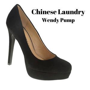 Chinese Laundry Wendy Platform Pump